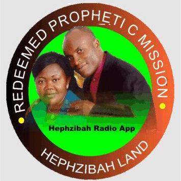 Hephzibah Radio App 1.6 poster