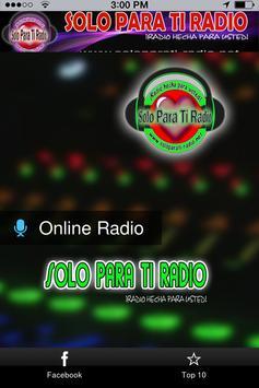 SOLO PARA TI RADIO V2-1 poster