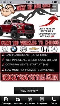 Rocky Top Auto >> Rocky Top Auto For Android Apk Download