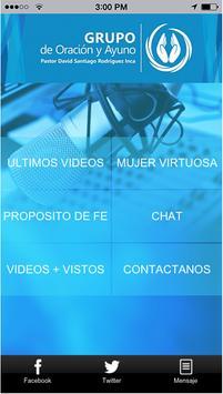 OracionApp poster