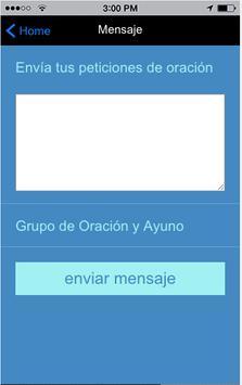 OracionApp screenshot 2