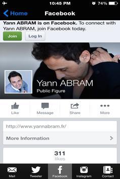 Yann Abram apk screenshot