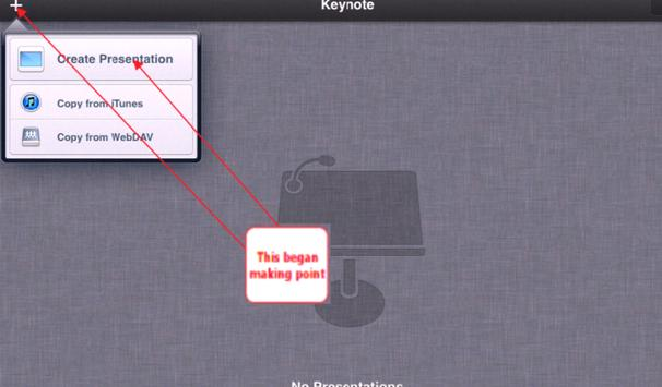 Keynote Guide screenshot 2