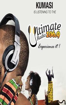 Ultimate Radio 106.9 apk screenshot