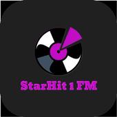 StarHit 1 FM icon