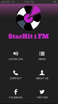 StarHit 1 FM poster