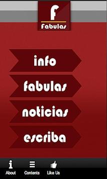 Fabulas poster