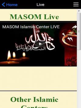 MASOM screenshot 2