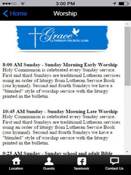 Grace Lutheran Church LCMS for Android - APK Download