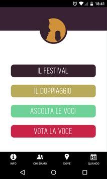 Il Festival Del Doppiaggio poster