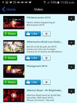 OverseasFM screenshot 2