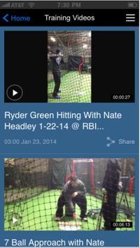 RBI Sports Academy apk screenshot