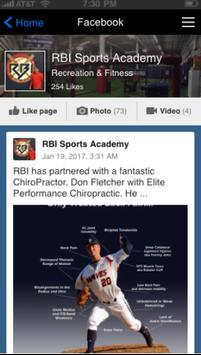 RBI Sports Academy screenshot 2