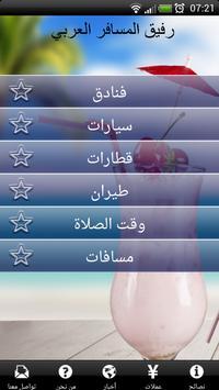 Arab Travelers poster