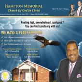 Hampton Memorial COGIC icon