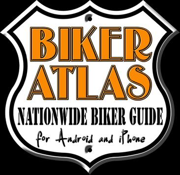 BIKER ATLAS USA screenshot 3