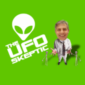 The UFO Skeptic icon