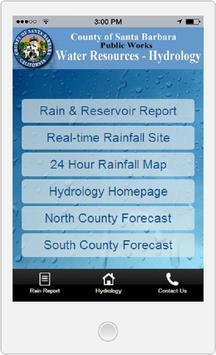 Santa Barbara County Hydrology poster