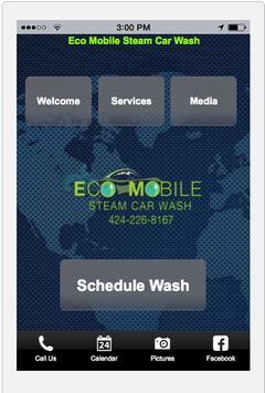 Eco Mobile Steam Car Wash screenshot 4