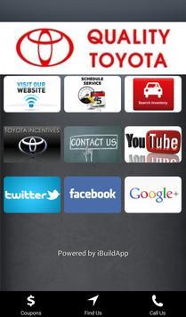 Quality Toyota apk screenshot