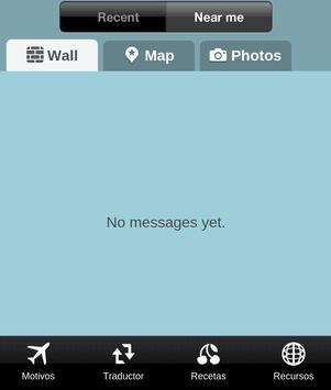 Espanoles por el mundo apk screenshot