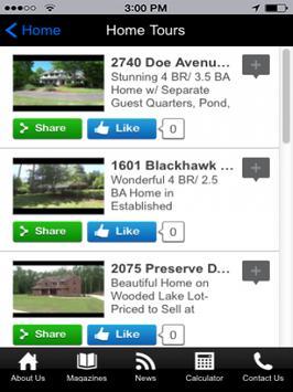 NeighborhoodTour screenshot 3