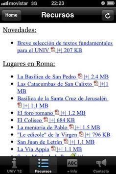 UNIV Forum apk screenshot