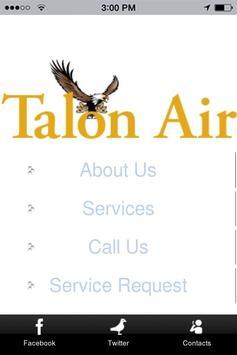 Talon Air LLC poster