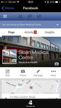 Sloan Medical Centre screenshot 2