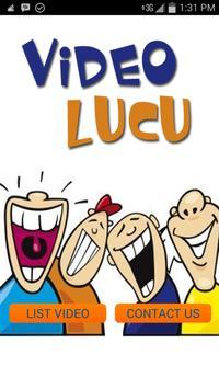Video Lucu poster