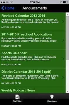 Boonton Township Schools screenshot 1