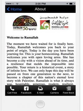 RAMALLAH apk screenshot