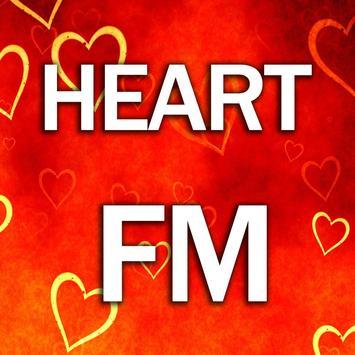 Heart Fm screenshot 1