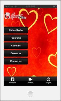Heart Fm screenshot 2