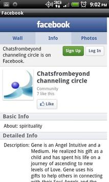 chatsfrombeyond My Soul Angel screenshot 1