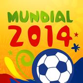 MegaQuiniela Mundial 2014 icon