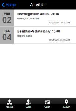 Besiktas Gent apk screenshot
