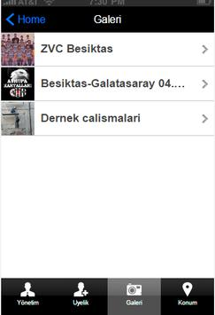 Besiktas Gent screenshot 4