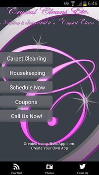 Crystal Cleans Etc. apk screenshot