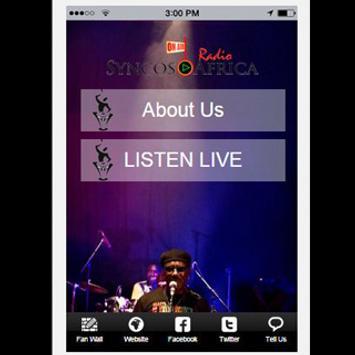 SyncosradioAfrica screenshot 1