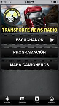 Transporte News Radio poster