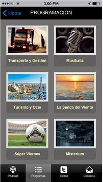 Transporte News Radio screenshot 1