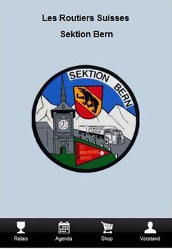 LRS - Sektion Bern poster