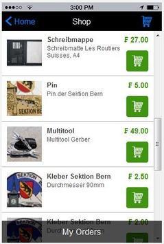 LRS - Sektion Bern apk screenshot