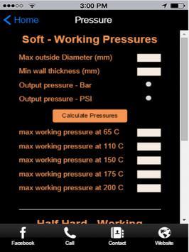 Lawton Copper Tube Calculators screenshot 1
