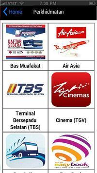 Johor Community Tourism screenshot 2