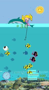 game mermaid fishing champion apk screenshot