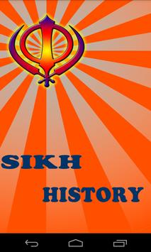 Sikh History poster