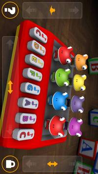 Frog Piano 3D screenshot 1
