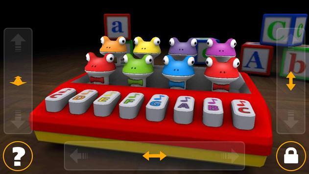 Frog Piano 3D screenshot 4